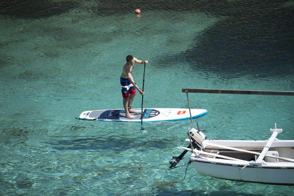 """Red Paddle Co SPORT 11'0"""" inflatable sup board Review"""