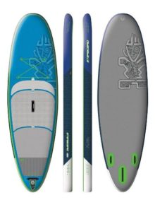 Starboard 10' Astro Whopper inflatable SUP Board Review