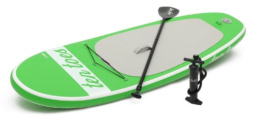 Ten Toes theNANO Inflatable SUP Board Review