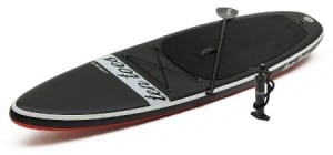 Ten Toes theGLOBETROTTER inflatable stand up paddle board review