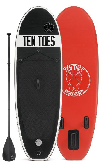 Ten Toes theNANO Inflatable SUP Board Review 1