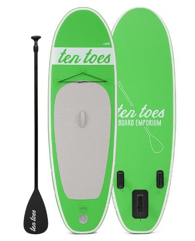 Ten Toes theNANO Inflatable SUP Board Review 2