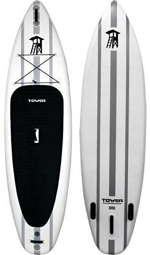 "Tower Paddle Boards Adventurer 10'4""review"