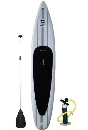 Tower Xplorer Inflatable Stand up paddle board review