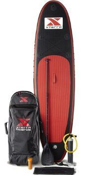XTERRA 10 ft Inflatable SUP Board Review