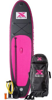 XTERRA 10 ft Inflatable Stand up Paddle Board Review