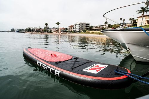 XTERRA 10ft Inflatable SUP Board