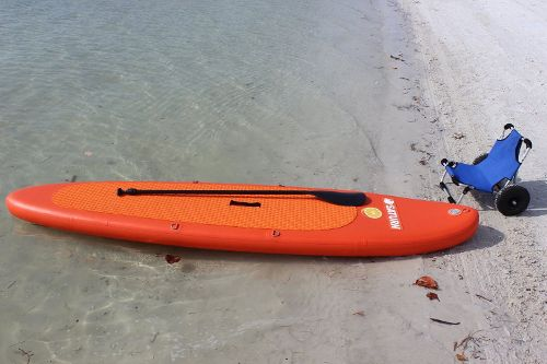 saturn 11 inflatable sup board