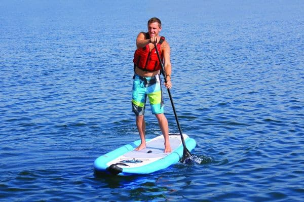 AIRHEAD AHSUP-2 SS inflatable SUP Board Review