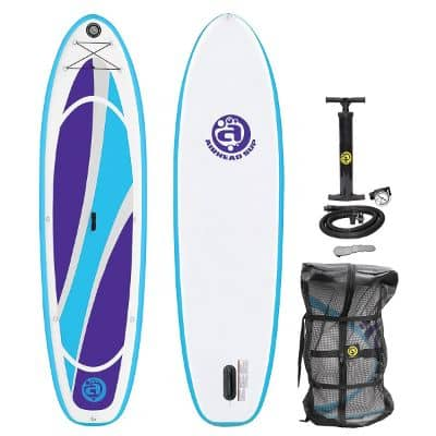 Airhead FIT 1032 inflatable SUP Board Review