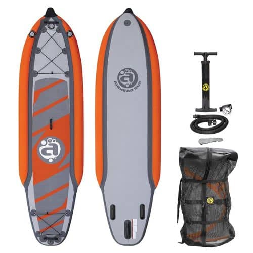 Airhead Rapidz 1138 Inflatable SUP Board Review