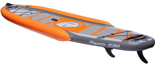 Airhead Rapidz 1138 inflatable Stand up paddle board Review