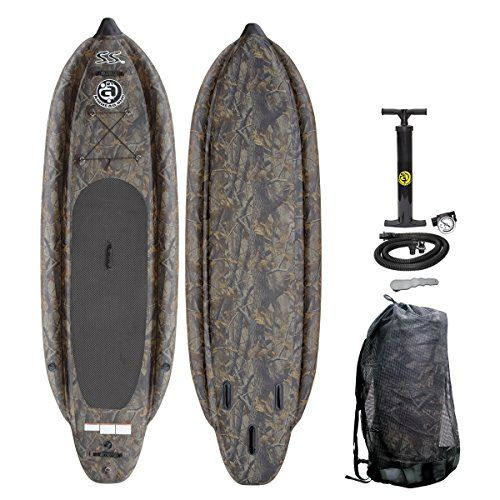 Airhead SUP SS Camouflage Inflatable SUP Review