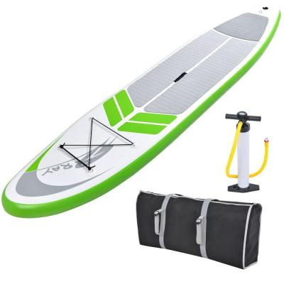 Blue Wave Sports Manta Ray 12' Inflatable Stand Up Paddle Board Review
