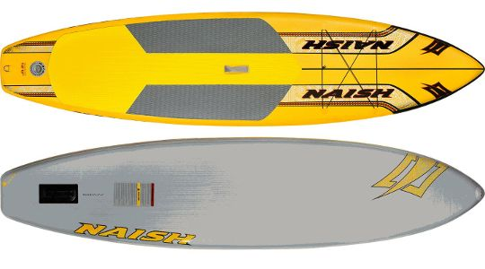 Naish Glide Air inflatable Stand up Paddle Board Review