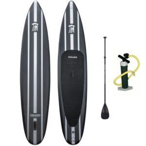 "Tower Paddle Boards iRace 12 6 Inflatable SUP Board 12'6"" inflatable SUP Board Review"
