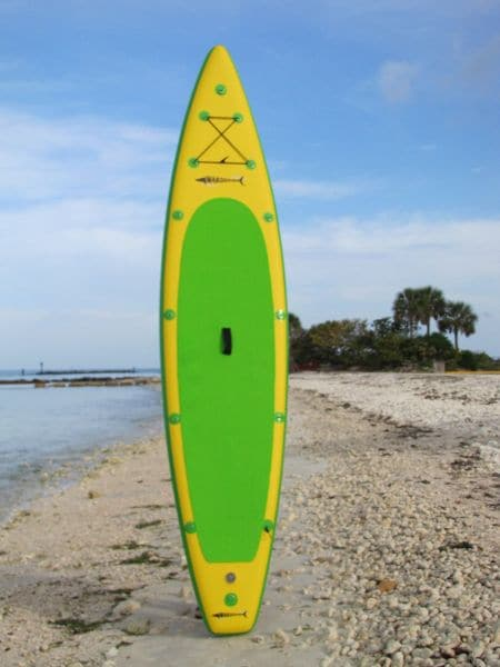"Wakooda GT150 Grand Touring 12'6"" Inflatable Stand up Paddle Board Review"