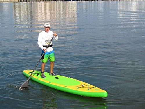 Wakooda GT150 - Grand Touring Inflatable Stand up Paddle Board Review