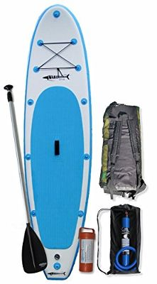 Wakooda LA132 Inflatable SUP Board Review