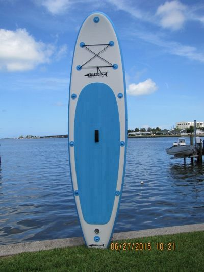 Wakooda LA132 11' Inflatable Stand up Paddle Board Review